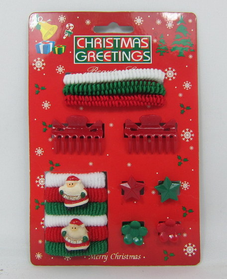 Kids Christmas Hair Accessories 13