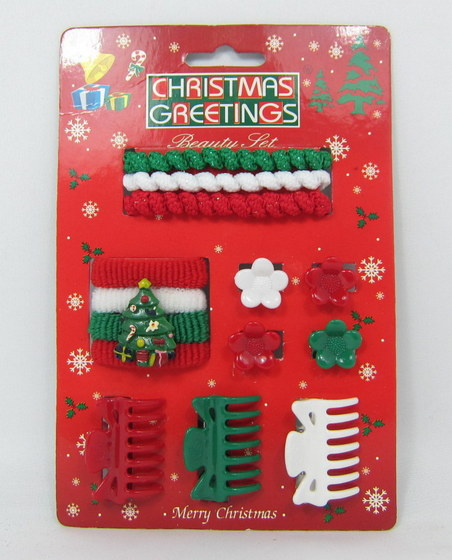 Kids Christmas Hair Accessories 14