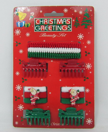 Kids Christmas Hair Accessories 16