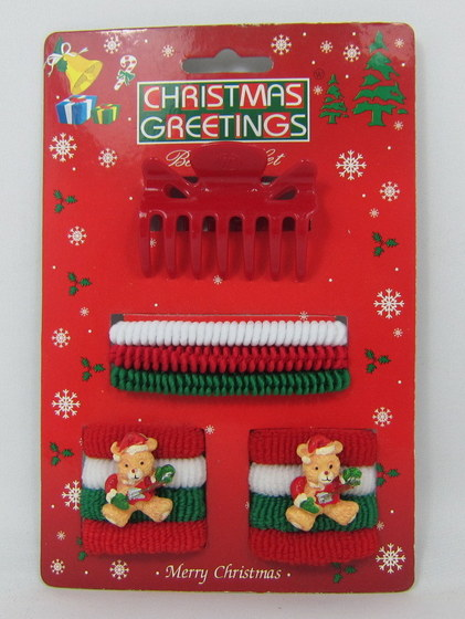 Christmas Hair Accessories Set 19