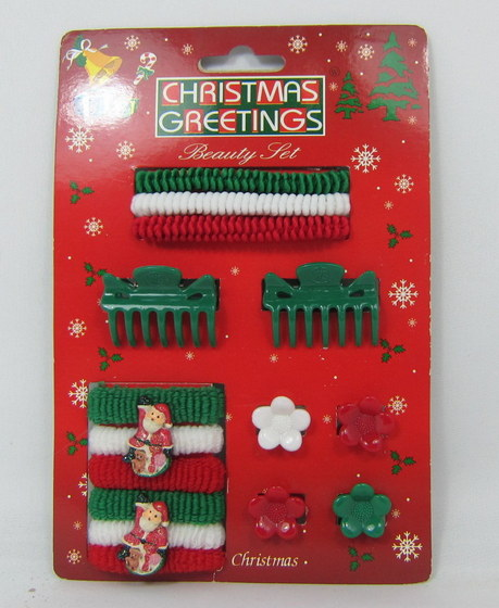 Christmas Hair Accessories Set 20