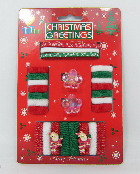 Xmas Hair Accessories With Display Stand Box 22