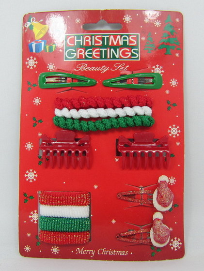 Girl Xmas Hair Accessory sets 23