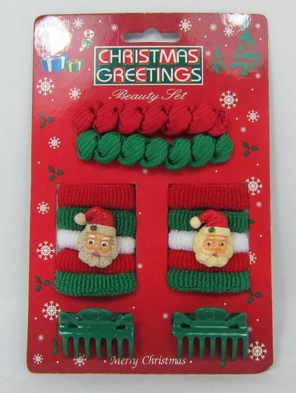 Christmas Hair Accessory packs 24