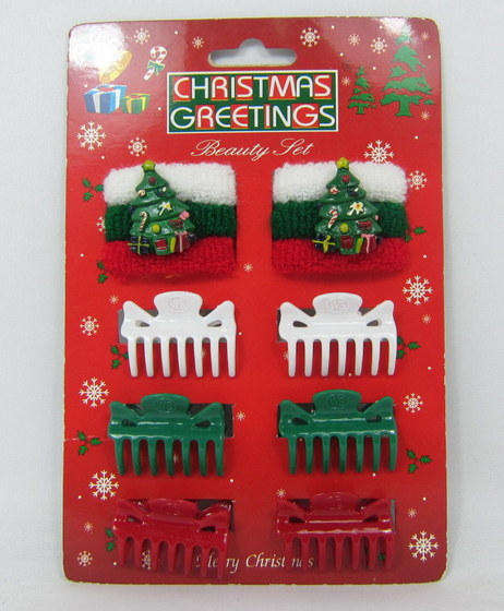 Christmas Hair Accessories With Display 25