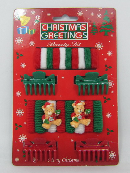 Christmas Hair Accessories With Display 26