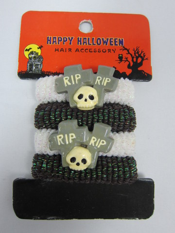 Halloween Hair Accessories with Display Stand 18