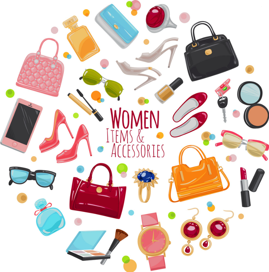 Women fashion accessories wholesale catalog and price lists