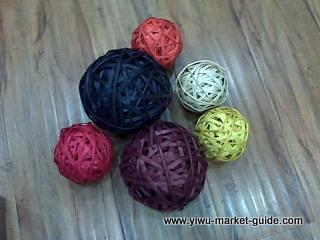 natural grass balls