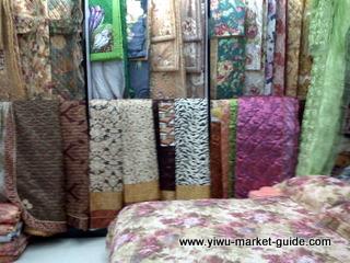 Bedding Amp Home Textile Wholesale Market Yiwu China