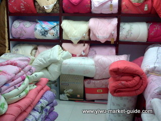 bedding yiwu China
