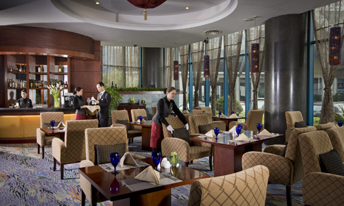 Western Food Restaurant in Best Western Hotel Yiwu