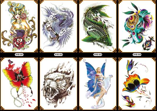 bestselling tattoo wholesale yiwu China