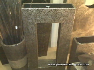 big square vases