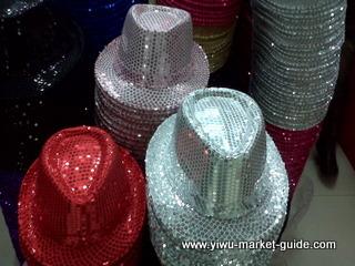 dancing hats Yiwu China