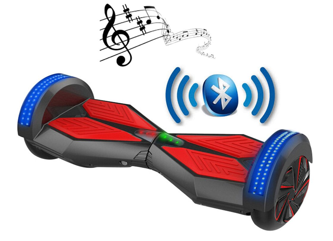 bluetooth hoverbaord with LED lights