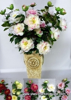 Buy Artificial Flowers From Yiwu China Variety Price Quality