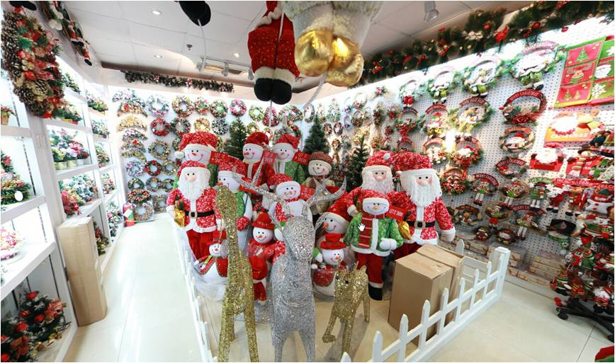buy christmas products wholesale from yiwu china - Christmas Wholesale