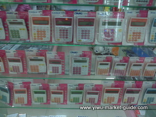 calculator wholesale yiwu china