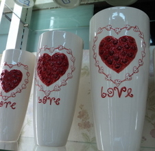 ceramic vases wholesale china