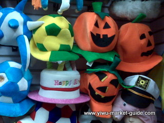 halloween hats wholesale Yiwu China