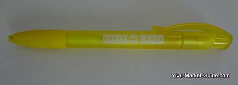 cheap promotional pen with logo