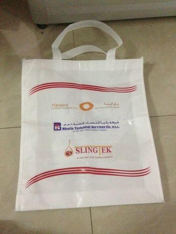 cheap promotional plastic shopping bag