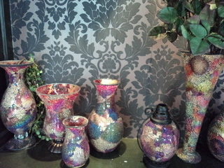 color glass vases wholesale china