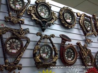 decorative wall clocks wholesale yiwu china