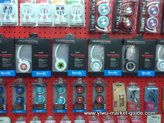 earphones wholesale yiwu china