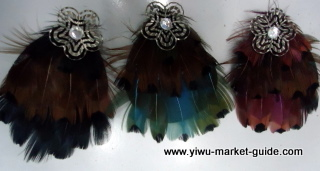 feather clip china
