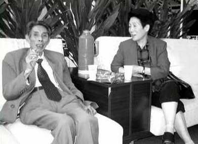 Mr. Xie Gao Hua & Mrs.Feng