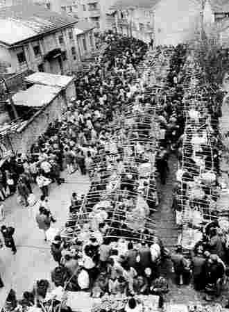 Yiwu Market 1982 - Hu Qing Men market