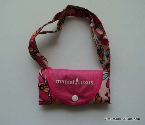 foldable shopping bag with logo printing