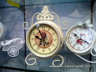 French wall clocks wholesale yiwu china