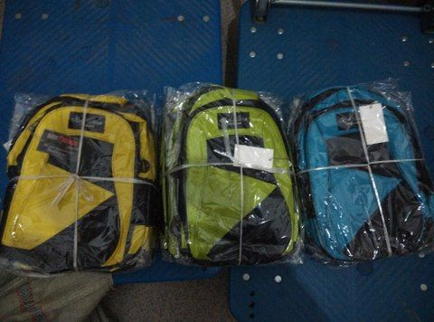 give away schoolbag