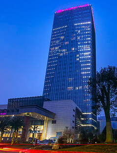 Good Hotel Close To Yiwu Futian Market Crown