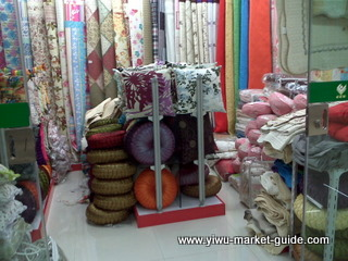 home textile supplier yiwu China