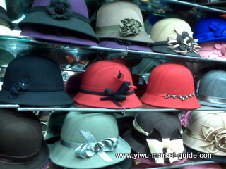 lady hats wholesale yiwu china