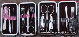 manicure sets yiwu China