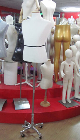 mannequin for wholesale in Yiwu market, China