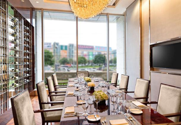 Western Restaurant in Marriott Hotel Yiwu