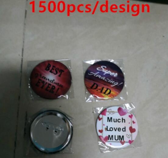 metal pins MOQ 1500pcs on 1688.com