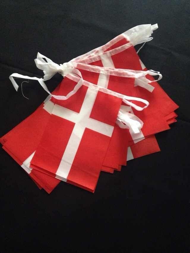 national flag string banner