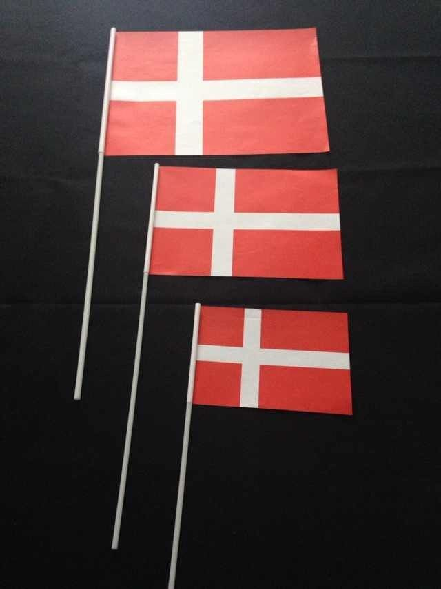 national flag with pole