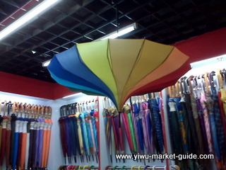 patio umbrella wholesale in Yiwu market