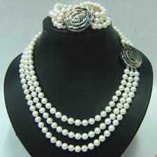 Pearl Jewelry Wholesale in Yiwu China