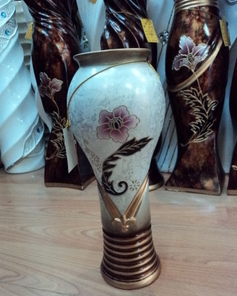 pottery vase wholesale china yiwu