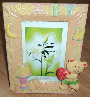 pvc photo frame for kids