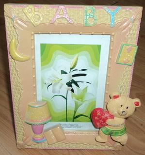 pvc photo frame for kids